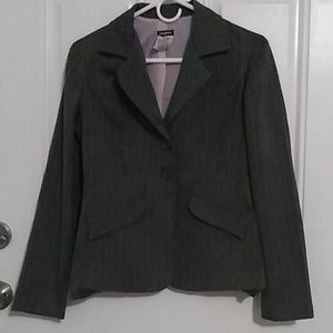 3 Piece Pinstripe Suit